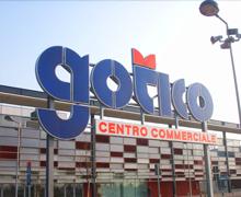 Consorzio Hydra per il Centro Commerciale Gotico